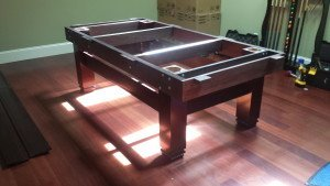 Correctly performing pool table installations, Hattiesburg Mississippi